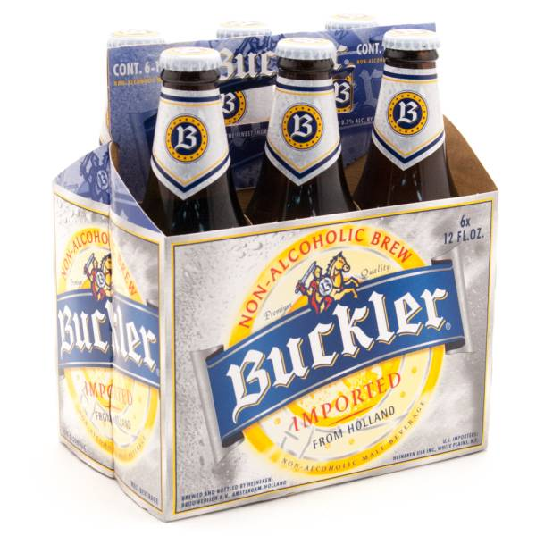 Buckler Non Alcoholic Brew 6 Pack Beer Wine And