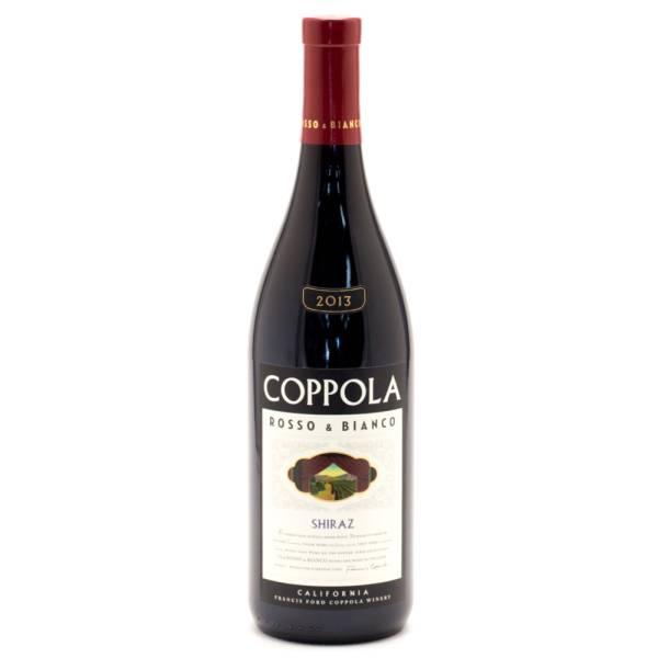 Coppola 2013 Shiraz 750ml