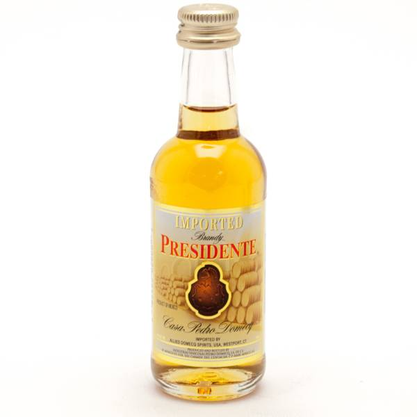 Presidente Brandy Mini 50ml