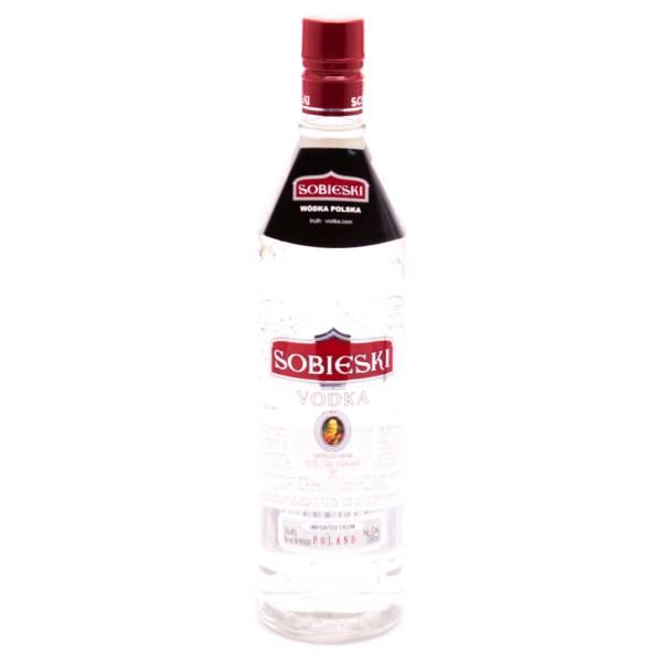 Sobieski Wodka Polska Vodka - 80 Proof - 750ml