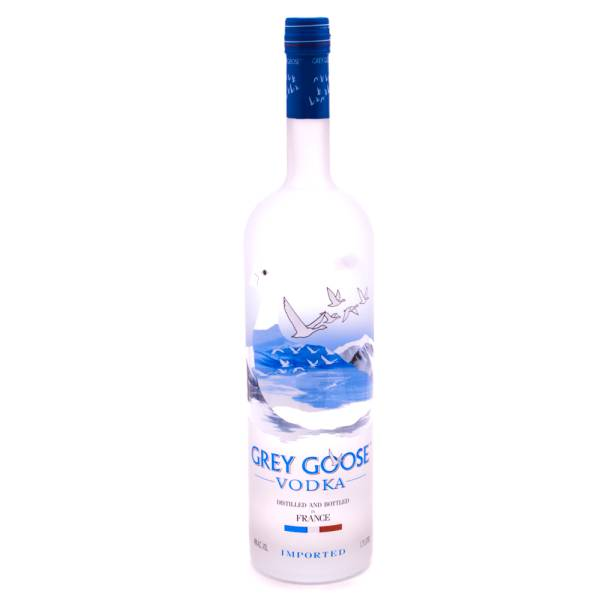 Grey Goose Vodka - 40% ACL - 1.75ltr