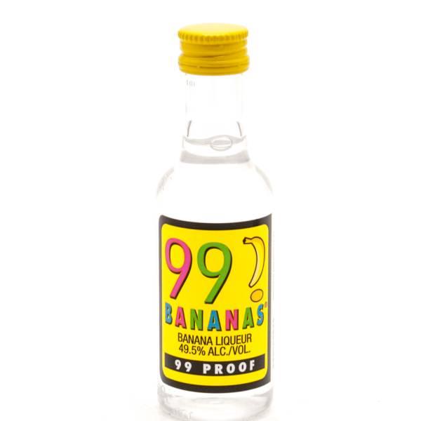 99 Bananas Liqueur Mini 50ml