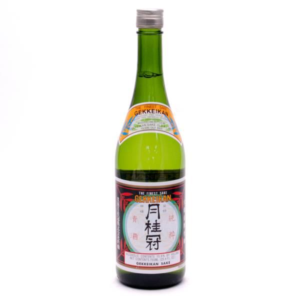 Gekkeikan Sake 15.6% Alc. 750ml