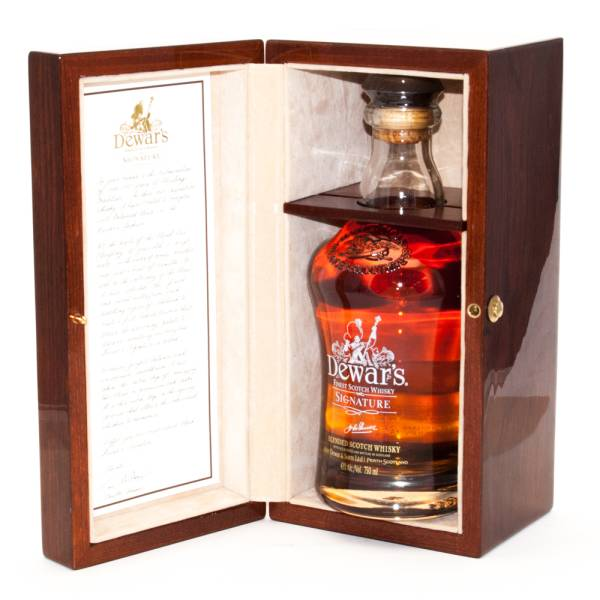 Dewar's Finest Scotch Whiskey