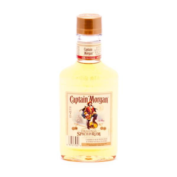 Captain Morgan Original Spiced Rum - 70 Proof - 200ml