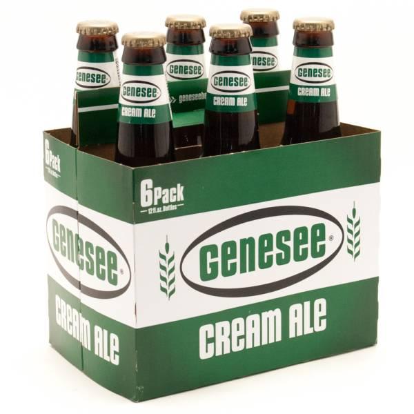 Genesee Cream Ale 6 Pack