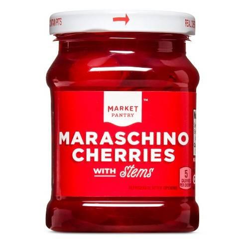 Maraschino Cherries - 9 oz