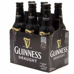 Guinness - Draught 6 pack