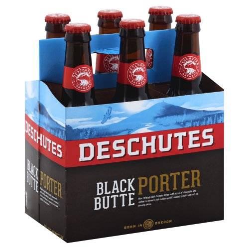 Deschutes Brewery Black Butte Porter - 6 Pack 12oz bottles