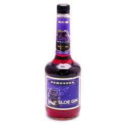 Dekuyper Sloe Gin 40 Proof 750ml