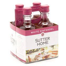 Sutter Home White Zinfandel - 187ml -...