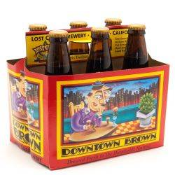 Lost Coast Downtown Brown Nut Brown...