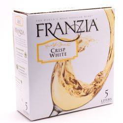 Franzia Crisp White Box Wine 5L