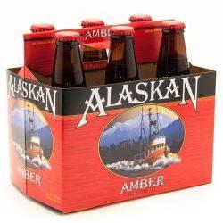 Alaskan Amber 6 Pack