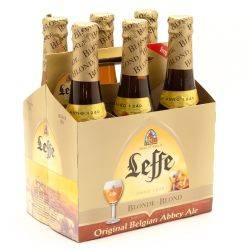 Leffe Blond 6 Pack