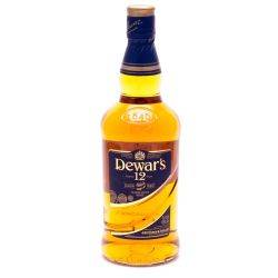 Dewar's 12 Years Old Double Aged...
