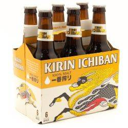 Kirin Ichiban 6 Pack