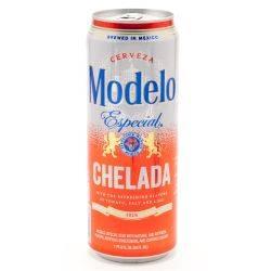 Modelo Especial Chelada 24oz