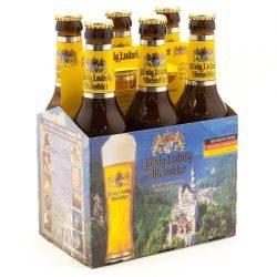 Konig Ludwig Weissbier 6 Pack