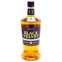 Black Velvet Blended Canadian Whiskey...