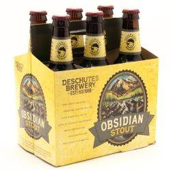Deschutes Obsidian Stout 6 Pack