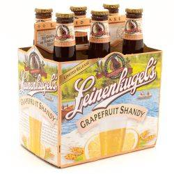 Leinenkugel's Grapefruit Shandy...
