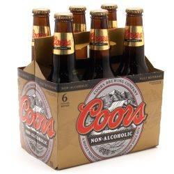 Coors Non-Alcoholic Malt Beverage - 6...