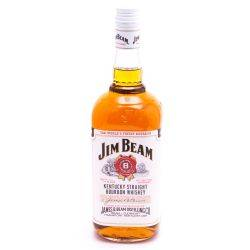 Jim Beam Bourbon Whiskey 80 Proof 750ml