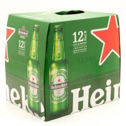 Heineken 12 Pack case