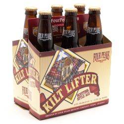 Four Peaks Kilt Lifter Scottish Style...