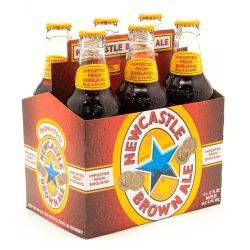 Newcastle Brown Ale 6 Pack