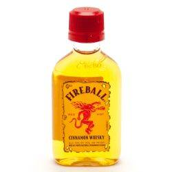 Fireball Cinnamon Whiskey Mini 50ml