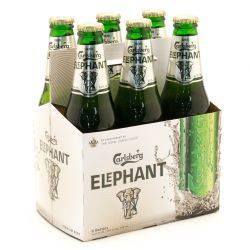 Carlsberg Elephant 6 Pack