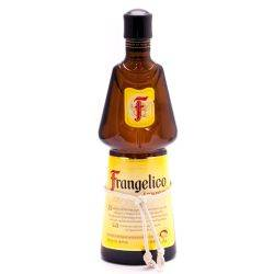 Frangelico Liqueur - 40 Proof - 750ml