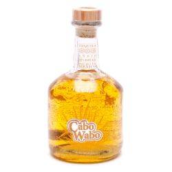 Cabo Wabo Tequila Anejo - 40% - 750ml