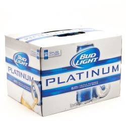 Bud Light Platinum 12 pack, 12 oz,...