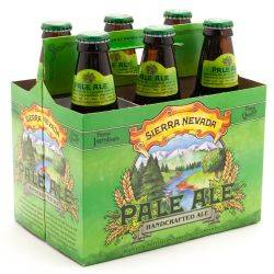 Sierra Nevada Pale Ale - 6 Pack