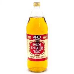 Olde English 800 Malt Liquor 40oz