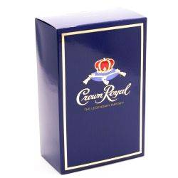 Crown Royal Whiskey 80 Proof 750ml