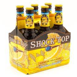 Shock Top Lemon Shandy 6 Pack