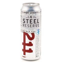 Steel Reserve 211 Lager 24oz