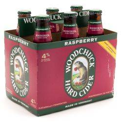 Woodchuck Raspberry Hard Cider - 6 Pack