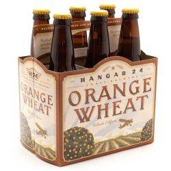 Hangar 24 Orange Wheat Beer - 6 Pack
