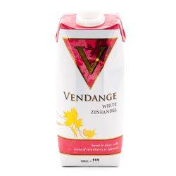 Vendange White Zinfandel 500ml
