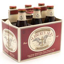 Anchor Brewing Liberty Ale - 6 Pack
