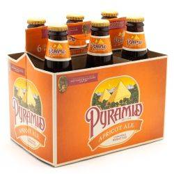 Pyramid Apricot Wheat Ale - 6 Pack