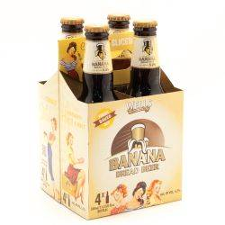 Wells Brewers Banana Bread Beer 6 Pack