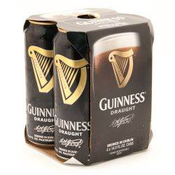 Guiness Draught 4 Pack