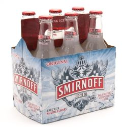 Smirnoff Ice Original - 6 Pack