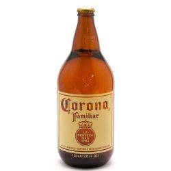 Corona Familiar Beer 32oz